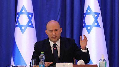 El primer ministro israelí visita Egipto en su primer viaje oficial desde hace una década