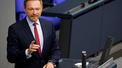 """""""We want to increase investment in Germany"""", FDP leader says"""