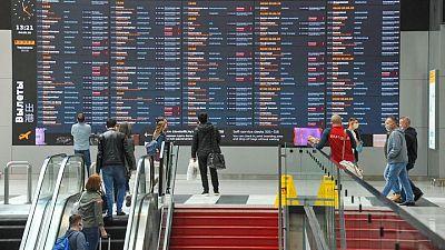 Rusia reanudará los vuelos con España y otros países el 21 de septiembre