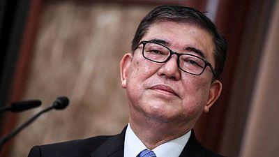 Ishiba, del PLD, apoyará a Kono para la jefatura del Gobierno japonés, según la NHK
