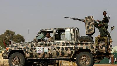 Nigeria says 75 abducted children released amid army crackdown