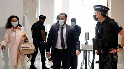 Macron's ex-bodyguard goes on trial over May Day assaults