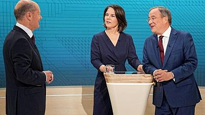 In Germany's election hashtag debate, activists win battle for 'likes'