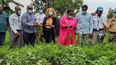 Préparer les détenus de la Maison d'arrêt de Bangassou pour leur réinsertion sociale
