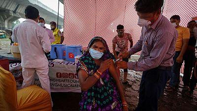 Estudio indio ve gran caída en anticuerpos COVID en los cuatro meses posteriores a vacunación