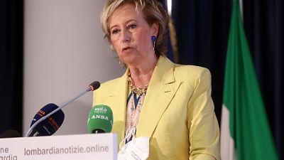 Vicepresidente Moratti su social, grazie a operatori e cittadini