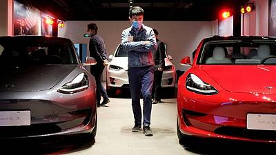 China develops machines to track data sent abroad by cars