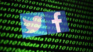 Rusia multa a Facebook y Twitter por no eliminar contenido prohibido