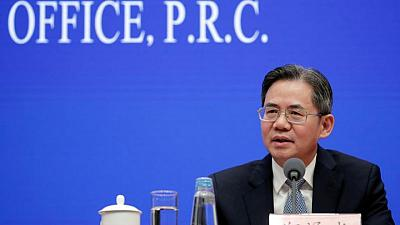 Chinese ambassador barred from UK parliament