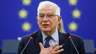 EU says it has no option but to talk to Taliban