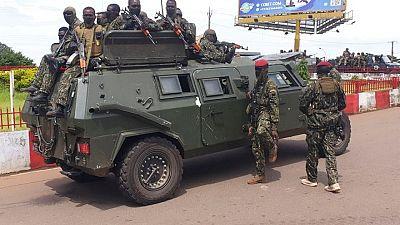 زعماء غرب أفريقيا يعقدون قمة بشأن انقلاب غينيا الخميس