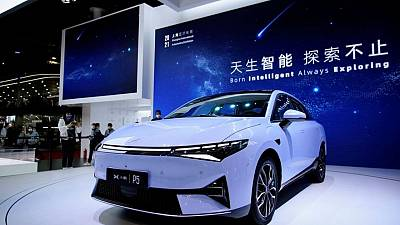 EV maker Xpeng could consider acquisitions to expand capacity