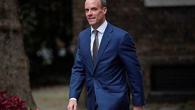 Ministro Asuntos Exteriores de Reino Unido Raab pasa a ser ministro de Justicia y viceprimer ministro