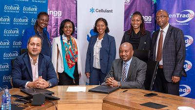 Cellulant, Ecobank and GAINDE 2000 Sign a Partnership with KenTrade to Provide a Payment Gateway to Enhance Service Delivery