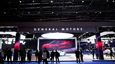 GM's China joint venture develops own auto chips