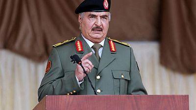 اشتباكات بين قوات شرق ليبيا ومتمردين تشاديين في جنوب البلاد