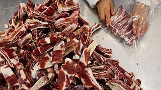 Carne de res de Brasil camino a China, en el limbo tras  prohibición de exportación por vacas locas