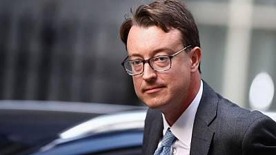 UK lawmaker Simon Clarke appointed to key Treasury role