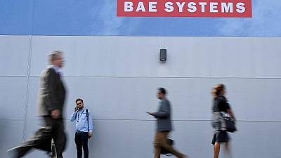 BAE Systems says ready to support new U.S., UK, Australia defence partnership