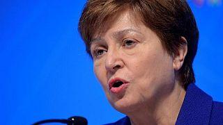 IMF board decision hangs over Georgieva as IMF-World Bank annual meetings begin