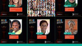 La Présidente de Tanzanie, Samia Suluhu Hassan et Merck Foundation CEO, la Sénatrice, Dr. Rasha Kelej reconnues comme l'une des 100 Femmes Africaines les Plus Influentes 2021