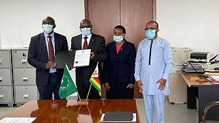 The Republic of Zimbabwe Deposits the Instrument of Ratification of the African Medicines Agency (AMA)