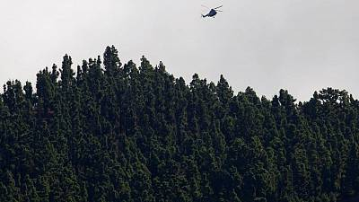 Un volcán entra en erupción en la isla de La Palma en el archipiélago español de Canarias: testigo de Reuters