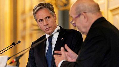 El quiebre con Francia es un golpe para la alianza de Biden para contrarrestar a China