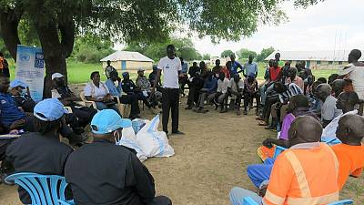 Security in Bor Receives a Boost with Inauguration of two Police Community Relations Committees