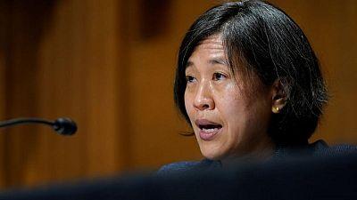 """الممثلة التجارية الأمريكية تتحدث مع نظيرها الصيني في """"اختبار"""" للتواصل الثنائي"""