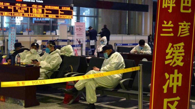 Una ciudad china ordena el cierre de balnearios y salones de mahjong tras  confirmarse un caso de COVID   Euronews