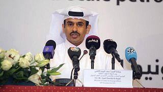 وزير الطاقة القطري: الوضع الحالي في سوق الغاز غير صحي
