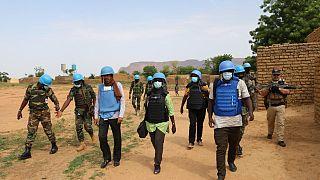 Région de Douentza : Les Casques Bleus Togolais Contribuent à la Protection des Civils de Pétaka à Travers L'opération Beaver