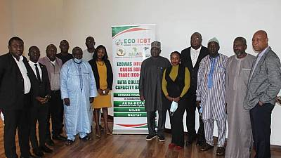 The ECOWAS Commission has held a 3-day ECOWAS Informal Cross Border Trade (ECO-ICBT) / MoveAfrica-Traffic Light System program planning retreat in Accra Ghana