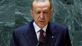 Turkey's Erdogan says intends to buy another Russian S-400 defence system -CBS News