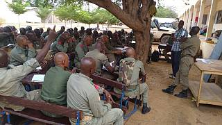 A Gao, la MINUSMA forme les soldats de la Garde Nationale sur le Droit International