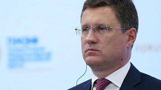 نائب رئيس الوزراء الروسي نوفاك يقول روسيا لا تريد أن ترى أسعارا مرتفعة للغاز