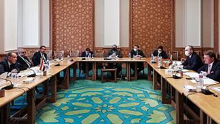 Deputy Minister of Foreign Affairs of Belarus M.Barysevich visits Egypt