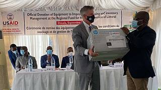 U.S. Government Donates Equipment to the Regional Fund for Health Promotion in Littoral Region on the Occasion of the World Pharmacists Day