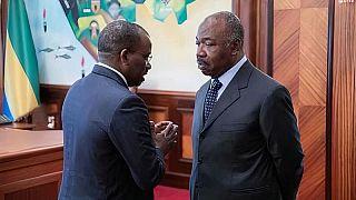 Le Président du Gabon, Bongo, défend la Transition Energétique Inclusive