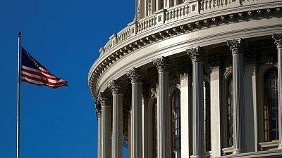 U.S. House votes for short-term debt ceiling fix, averting default