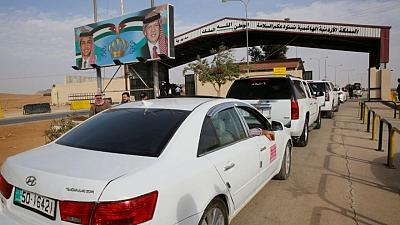 Jordan to fully reopen main crossing with Syria this week