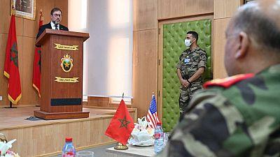 Les Forces Armées Royales du Maroc et l'Armée américaine concluent un programme conjoint de six ans pour lutter contre les menaces chimiques, biologiques, radiologiques et nucléaires