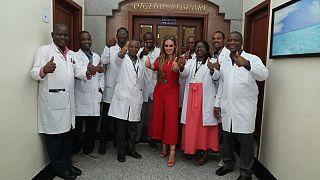 La Fondation Merck et les Premières Dames d'Afrique célèbrent la « Journée Mondiale du Coeur 2021 » en formant de futurs experts sur la prévention cardiovasculaire en Afrique
