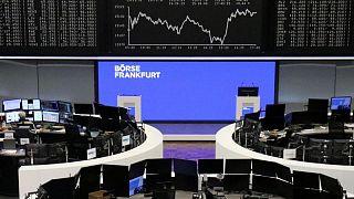 أسهم أوروبا عند قاع شهرين بفعل مخاوف التضخم