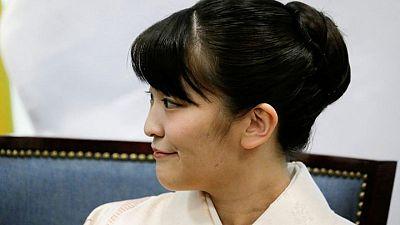 الأميرة اليابانية ماكو تتزوج في 26 أكتوبر