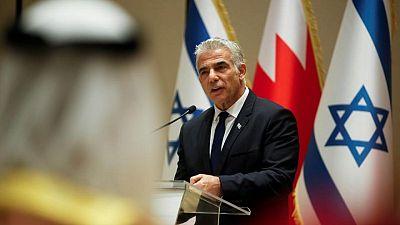 """إيران: زيارة وزير خارجية إسرائيل للبحرين """"وصمة عار"""" على جبين حكامها"""