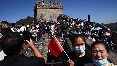 الصين تحتفل بعيدها الوطني بتوغل جوي ضخم قرب تايوان