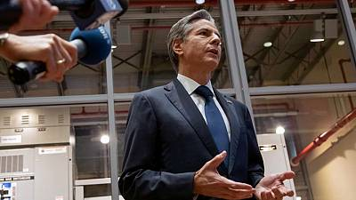 بلينكن يزور فرنسا بعد أزمة صفقة الغواصات