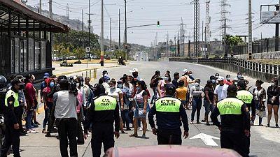 الإكوادور تعتزم العفو عن ألفي سجين بعد مقتل 118 في أسوا أعمال شغب بالسجون